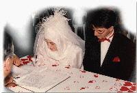 Muslimische Heirat